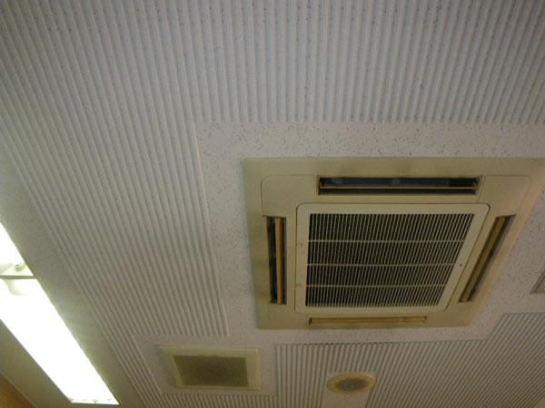 エアコンの汚れが空気にも