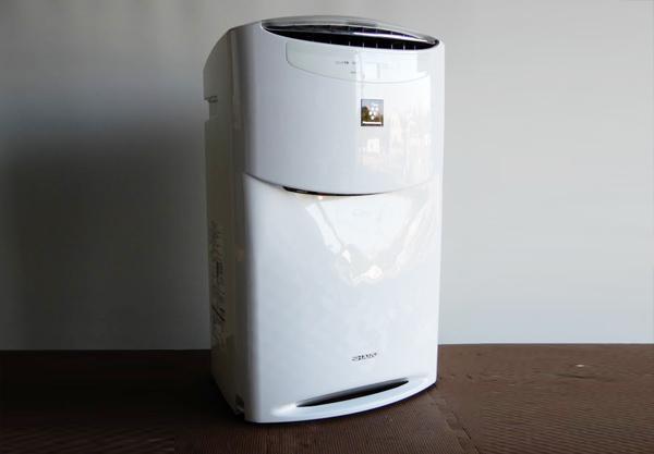 臭いsharpの空気清浄機